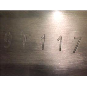 Caderno De Etiquetas De Remarcação De Chassi De 8mm
