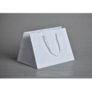 Bolsa Clásica Premium C/cordón 18x25x18cm (x100u) - 124