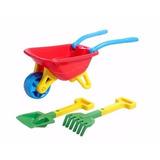 Big Carriola Infantil, Carrinho De Mão Magic Toys Promoção
