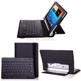 Funda Y Teclado Bluetooth Para Tablet Lenovo Yoga 8 B6000