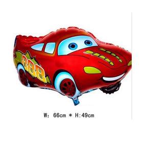 Globo Figura Rayo Mcqueen, Cars