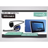 Tablet Haier Hg-9041 Azul Nueva + Regalo