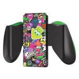 Adaptador Joy Con Comfort Grip Splatoon2 Nintendo Switch