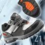 Zapatilla De Seguridad Conwork 101za Somos Distribuidores