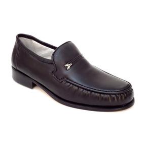 Sapato Mocassim Masculino De Franca Em Couro Sapatotop Shoes