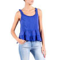 Camisa Wrangler Rita Top Bambula Garm Mujer