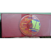 Cd-promo-jovem Pan-agenda-1999/2000-lacrado