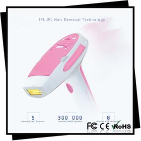 Ipl Laser Máquina Da Remoção Do Cabelo Corpo & Rosto Kit