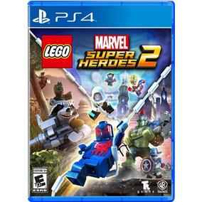 Lego Marvel Super Heroes 2 Ps4 Nuevo D3 Gamers
