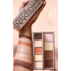 Paleta Urban Decay Naked Skin Shapeshifter - Medium Dark