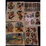 Lote 27 Calcos Antiguos - Imágenes Infantiles (3)