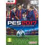 Pro Evolution Soccer 2017 - Pc Físico - 2 Dvd´s - Envíos