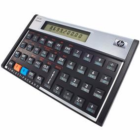 Calculadora Financeira Hp 12c Platinum Visor Lcd/130 Funções