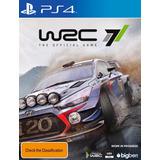 Wrc 7 Fia World Rally Championship Original Playstation 4