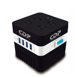 Regulador Automatico De Voltaje Cdp Ru Avr 604 , 4 Contactos