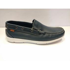 Zapato Hombre Nautico Ringo Cuero
