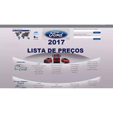 Catálogo Electrônico De Piezas Ford Autos Y Camiones 2017