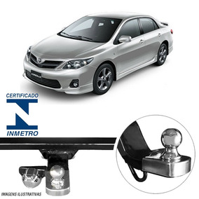 Engate Reboque Rabicho Corolla Xrs 2013 Até 2015 Certificado