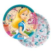 Alice No Pais Das Maravilhas Prato Festa Aniversario