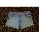 Short Jeans West Girls Sofisticado Lindo Promoção!