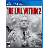 ¡¡ The Evil Within 2 Para Ps4 Ya Disponible Wholegames !!!