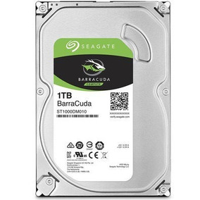 Hd 1tb Sata 3,5 Seagate 1tera Interno Barracuda