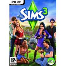 The Sims 3 Completo Todas As Expansões Envio Imediato