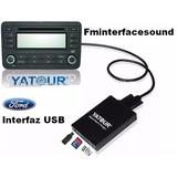 Para Stereo Ford Focus,mondeo,max Interfaz Usb,sd Y Aux