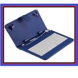 Capa Case Universal Para Tablet 7 E 7.7 Com Teclado Usb