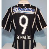 Camisa Corinthians Campeão Copa Brasil 2009 Modelo Jogo - 79