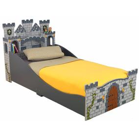 Cama Camita Infantil Castillo Medieval Kidkraft Recamara