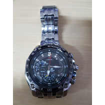 Relógio Casio Edifice Ef-550rbsp-1av - Red Bull Racing