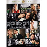 Gossip Girl Chica Indiscreta Sexta Temporada 6 Dvd