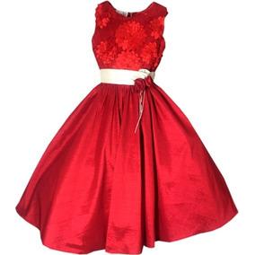Hermoso Vestido De Fiesta Para Niñas