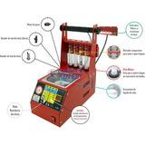 Máquina De Limpeza De Bicos Injetores Ultrassônica
