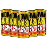 Kit Com 5 Anabol Pack (30 Sachês) - Midway
