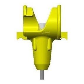 Kit 10 Bebedouros Nipple Click Galinhas Codornas
