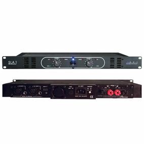 Amplificador Potencia Art Sla1 100w 8 | 130w 4 | 260w Puente