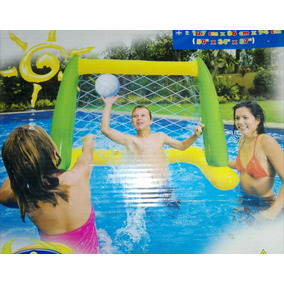 Arco Inflable Water Polo - Futbol - Intex