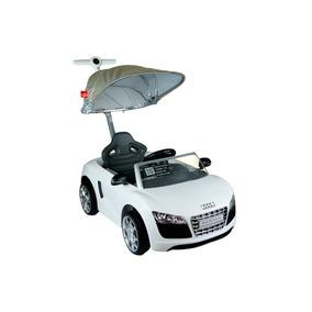 Montable Push Car Audi Blanco 1645
