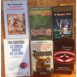Lote 18 Libros- Stephen King, Terror, C. Ficción, Suspenso