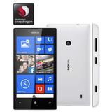 Smartphone Nokia Lumia 520 - Branco - C/ Nota - Vitrine