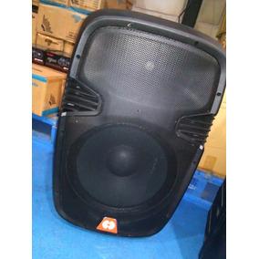 Corneta Amplificada Marca Saypro 1200w Sonido Profesional