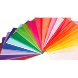 Papel Seda Barrilete Color 50x75 X 50 Hojas Envoltorio