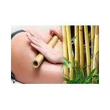 Kit Bambuterapia Masajes Con Bambu! Tratamiento Estetica
