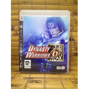 Jogo Ps3 - Dynasty Warriors 6