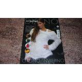Revista Diseño Crochet Otoño Invierno, Prendas Y Accesorios