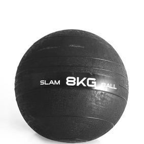 Slam Ball Liveup 8 Kg P/ Exercícios De Crossfit