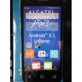 Celular Alcaltel Pixi 3 4.5