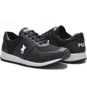 Tênis Polo Plus Corrida Caminhada Jogging Original Promoção fea7327d27d